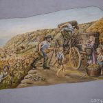 Tauberzell Wandmalerei
