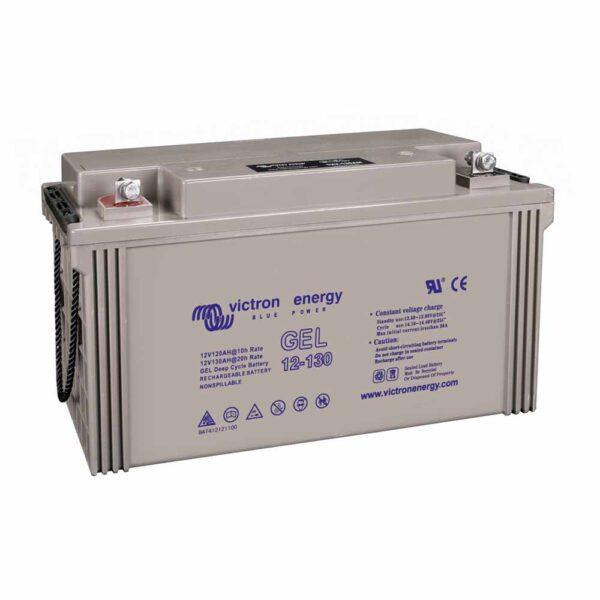 Victron Batterie 130 Ah Gel