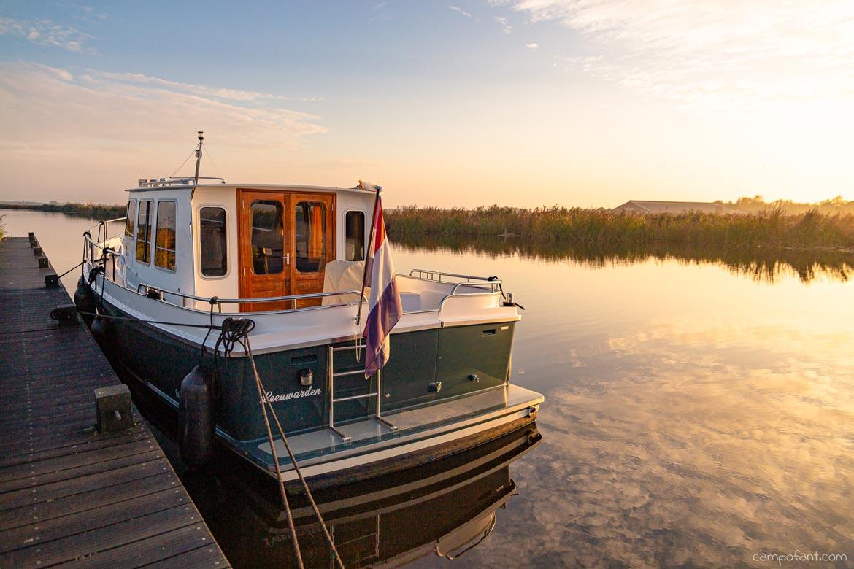 Boot mieten Niederlande Bootstour Reisebericht