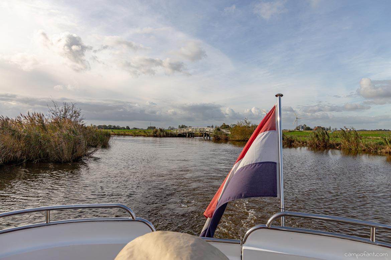 Boot mieten Niederlande Natur
