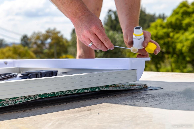 Solaranlage montieren Aktivator