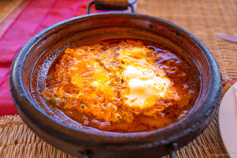 Essen Merzouga Restaurant