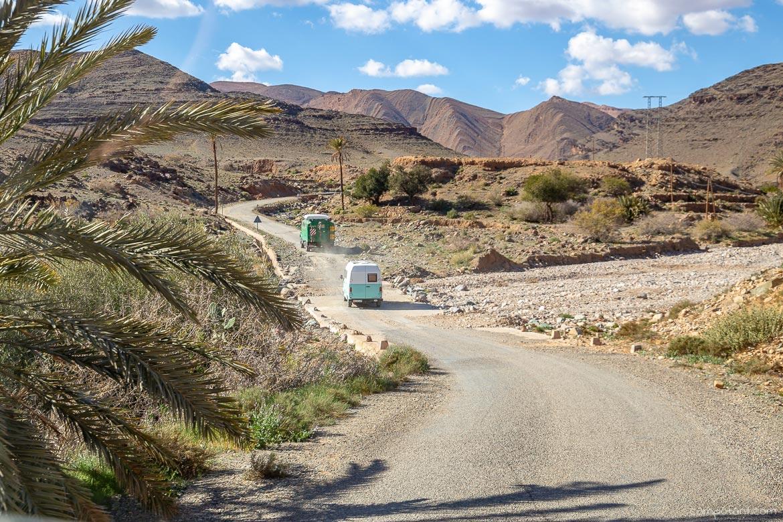 Route Tata Tafraout