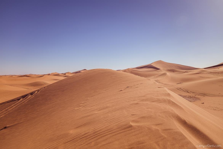 Schönste Orte Marokko Wüste