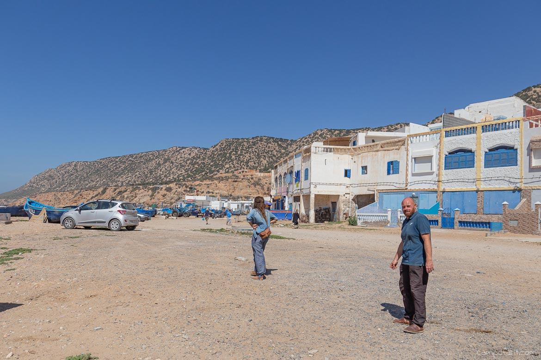 Tafedna Marokko Dorf