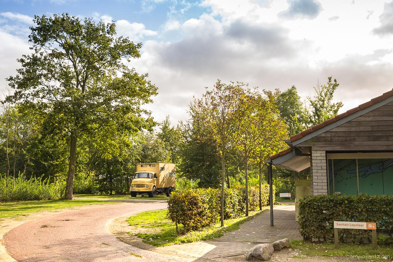 Camping in Holland: Mit dem Wohnmobil in die Niederlande - Campofant