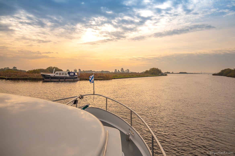 Niederlande Boot mieten
