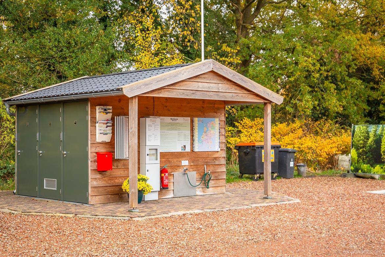 Ver- und Entsorgung Wohnmobil Holland