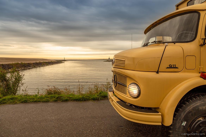 Verkehrsvorschriften Wohnmobil Niederlande