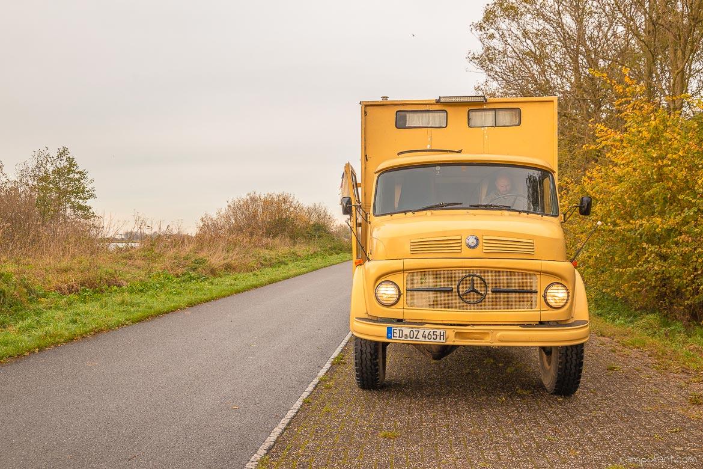 Wildcampen Wohnmobil Niederlande