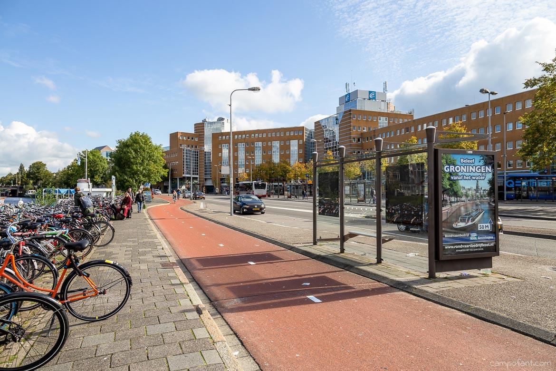 Wohnmobil Niederlande Fahrradwege