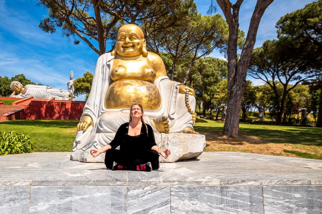 Bacalhoa Buddha Eden Obidos