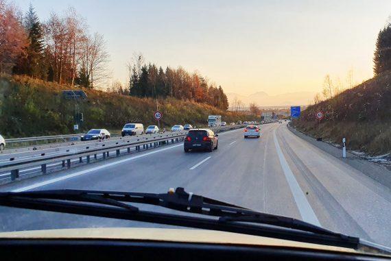 Maut Österreich Wohnmobil Go-Box Vignette