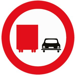 Wohnmobil auflasten Lkw Überholverbot