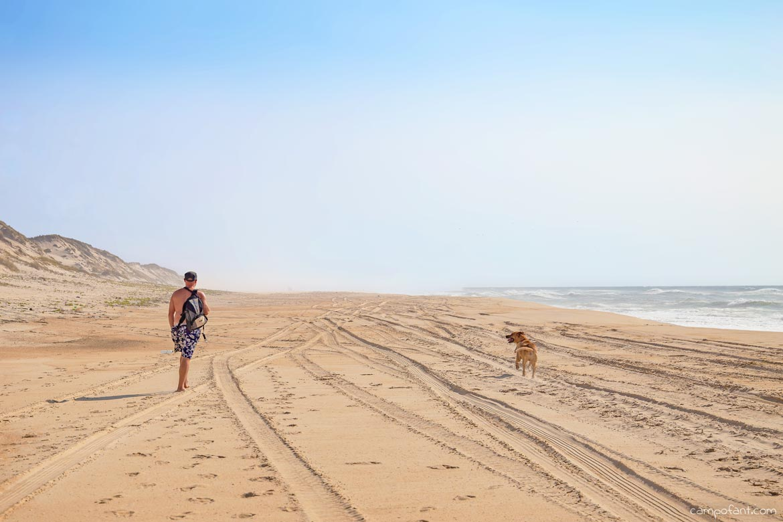 Hitze Wohnmobil kühlen Strand