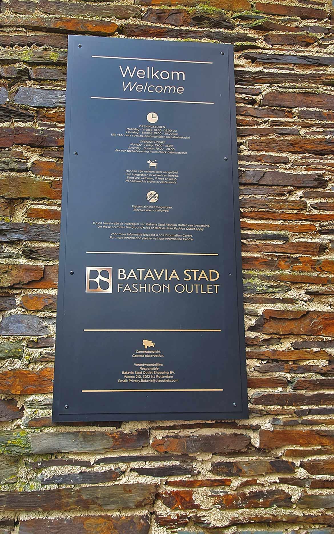 Lelystadt Batavia Stad Outlet