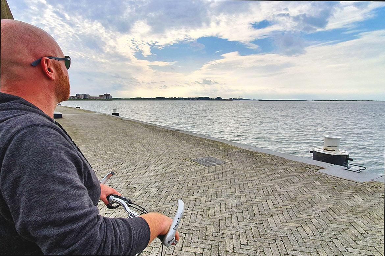 Lelystad Radtour