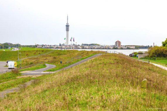 Lelystad Wohnmobil Niederlande