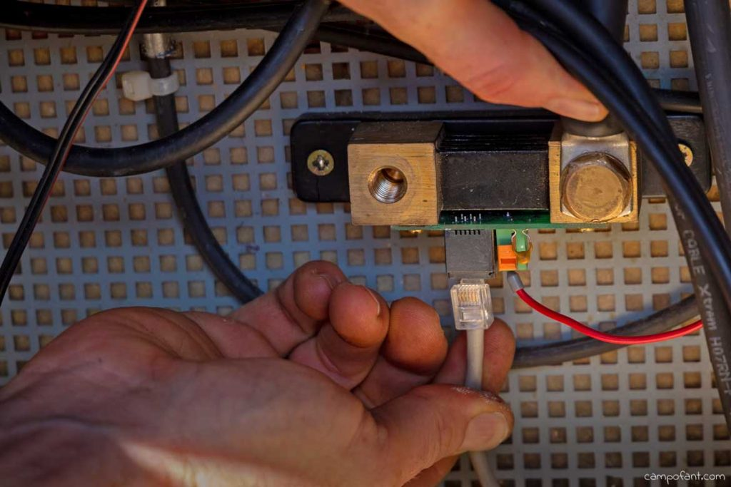 Batteriecomputer einbauen Schritt 6