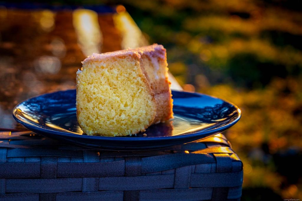 Saftiger Zitronenkuchen Omnia Rezept