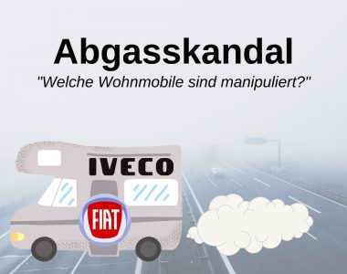 Dieselskandal Fiat Iveco Wohnmobile