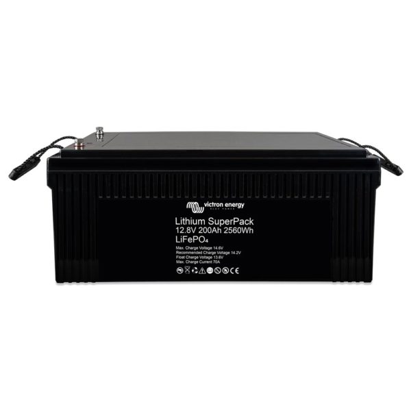 Lithium Batterie 200 Ah Superpack Victron