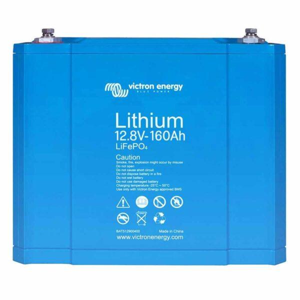 Lithium Batterie Victron Energy 160 Ah Smart Bluetooth