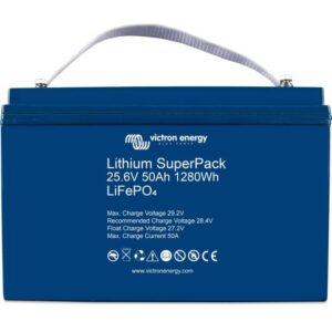 Victron Lithium Batterie 50 Ah