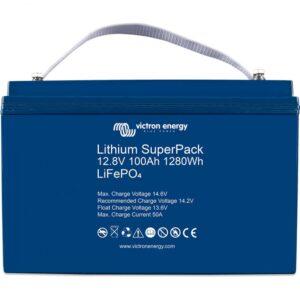 Victron LifePO4 Batterie 100 Ah
