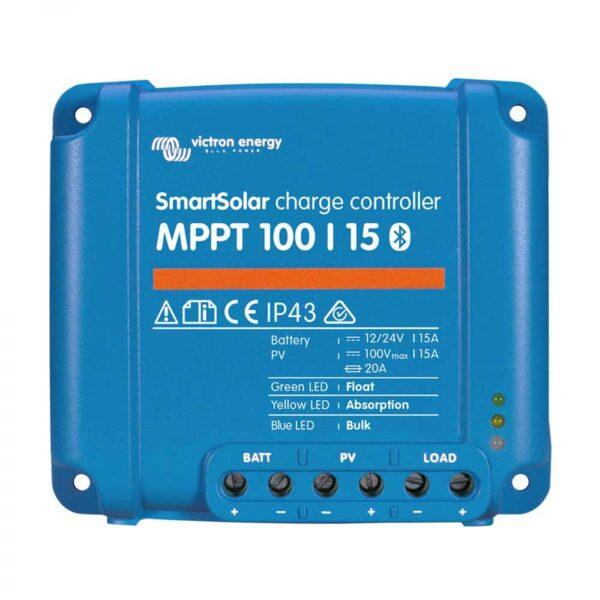 Solarladeregler Victron Smartsolar 100/15 MPPT