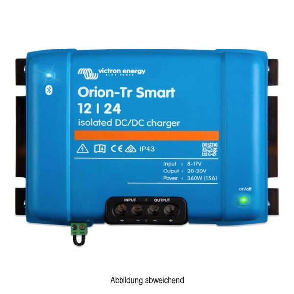Victron Orion TR Smart 12-24-10