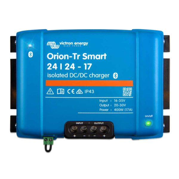 Victron Orion TR Smart 24-24-17