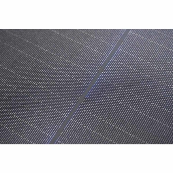 12 V Solarmodul Overlapping Offgridtec