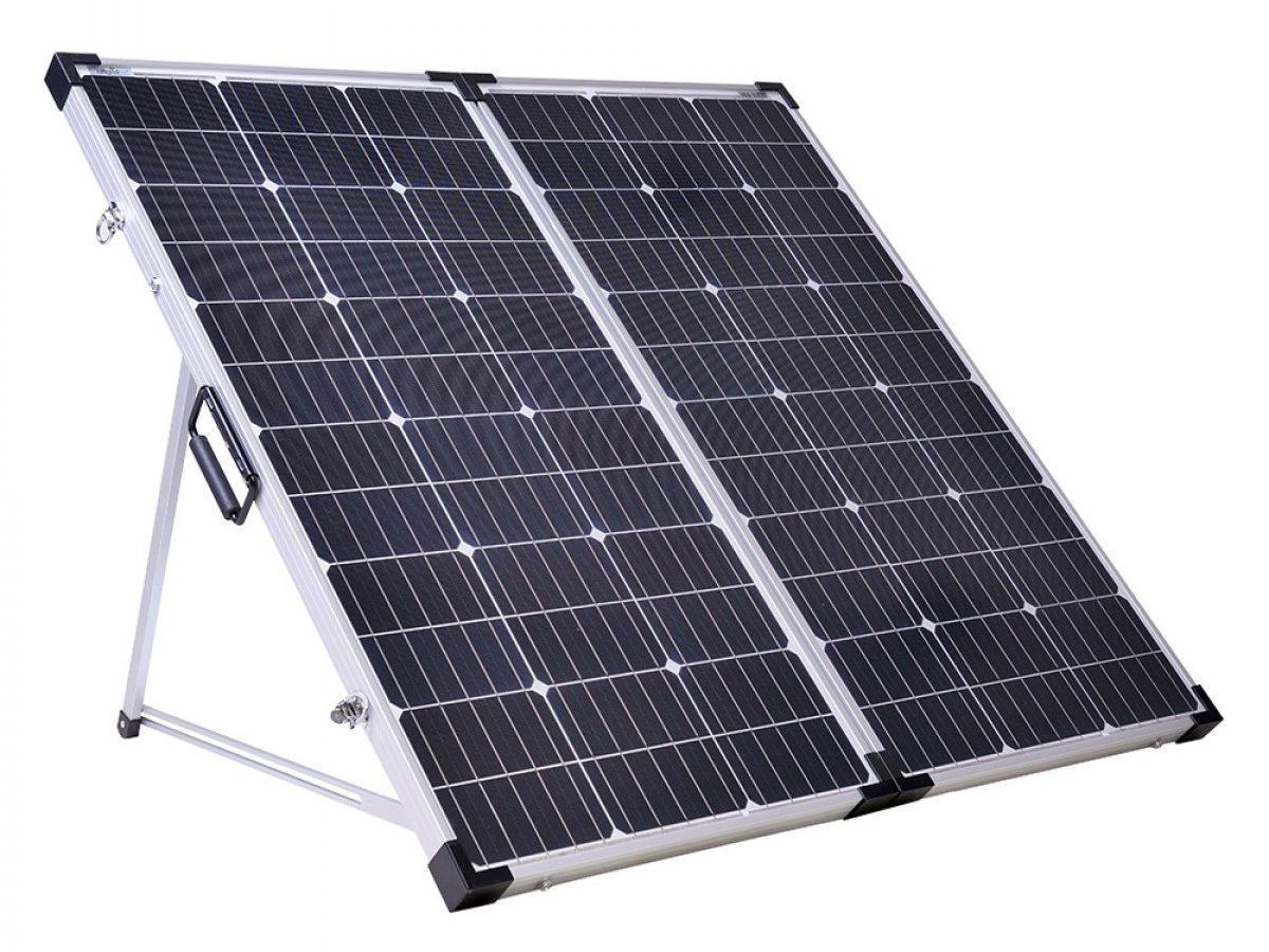 180 Watt Solarkoffer Offgridtec